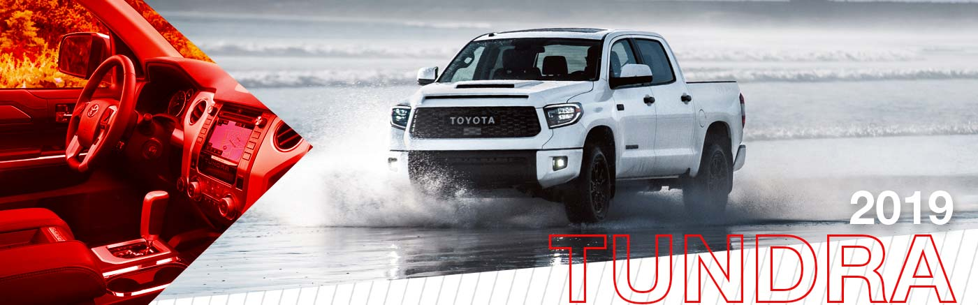 2019 Tundra On Road at Shottenkirk Toyota of Granbury
