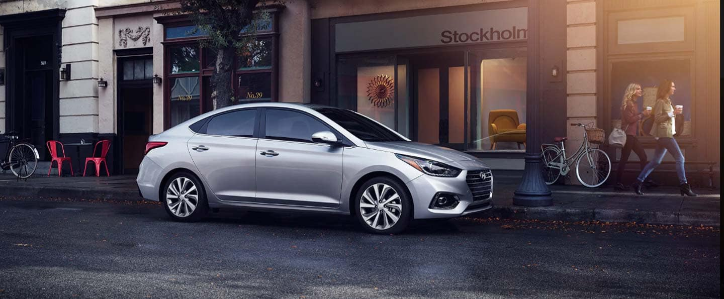 2020 Hyundai Accent Sedan in Enterprise, AL | Mitchell Hyundai