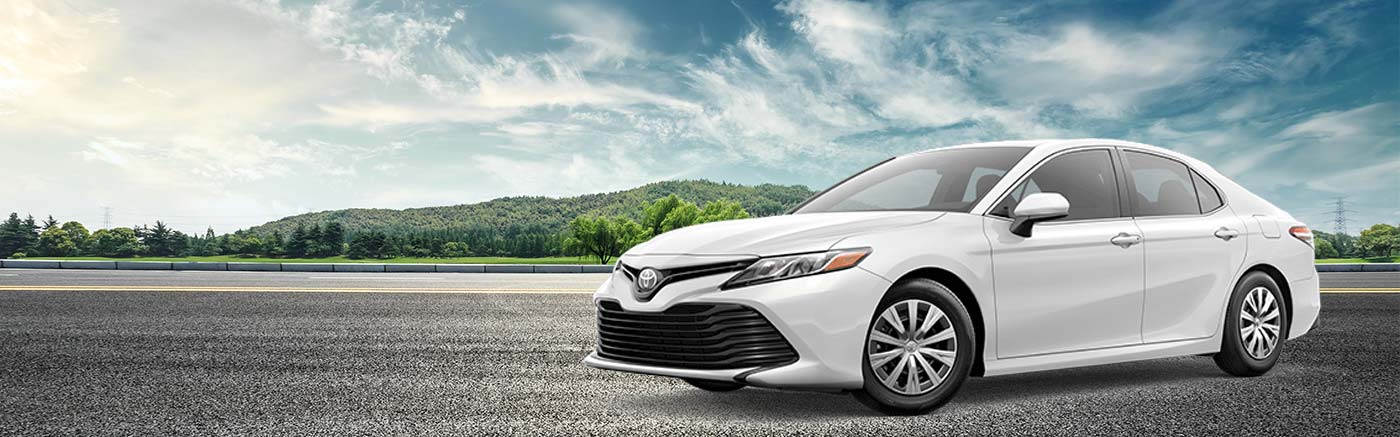 2019 Toyota Camry For Sale at Lipton Toyota of Fort Lauderdale.