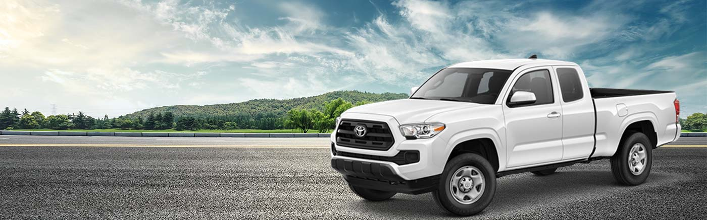 2019 Toyota Tacoma Trucks to Explore in Fort Lauderdale, Florida