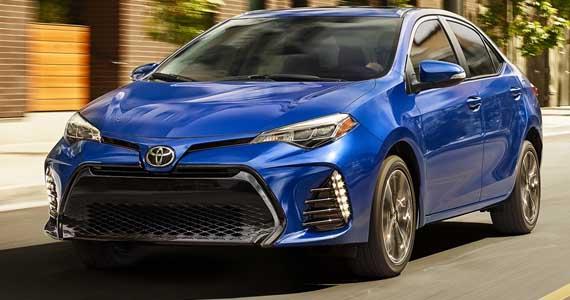 2019 Toyota Corolla Finance