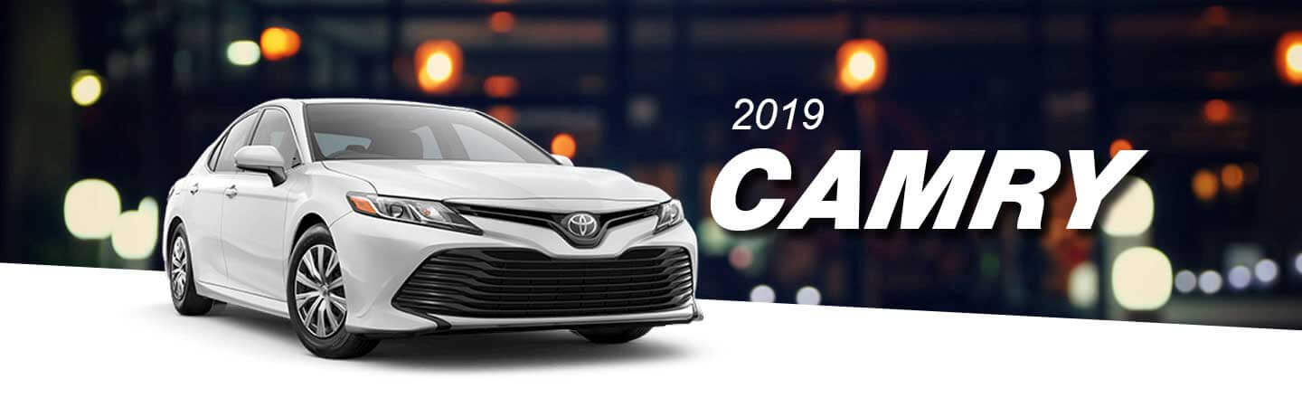 2018 toyota camry at RB Toyota