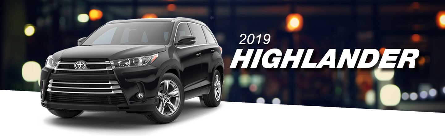 2018 toyota Highlander at RB Toyota