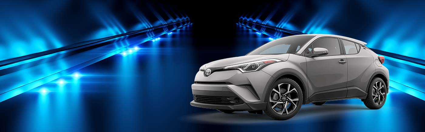 2019 Toyota C-HR for sale near Lakeland, FL