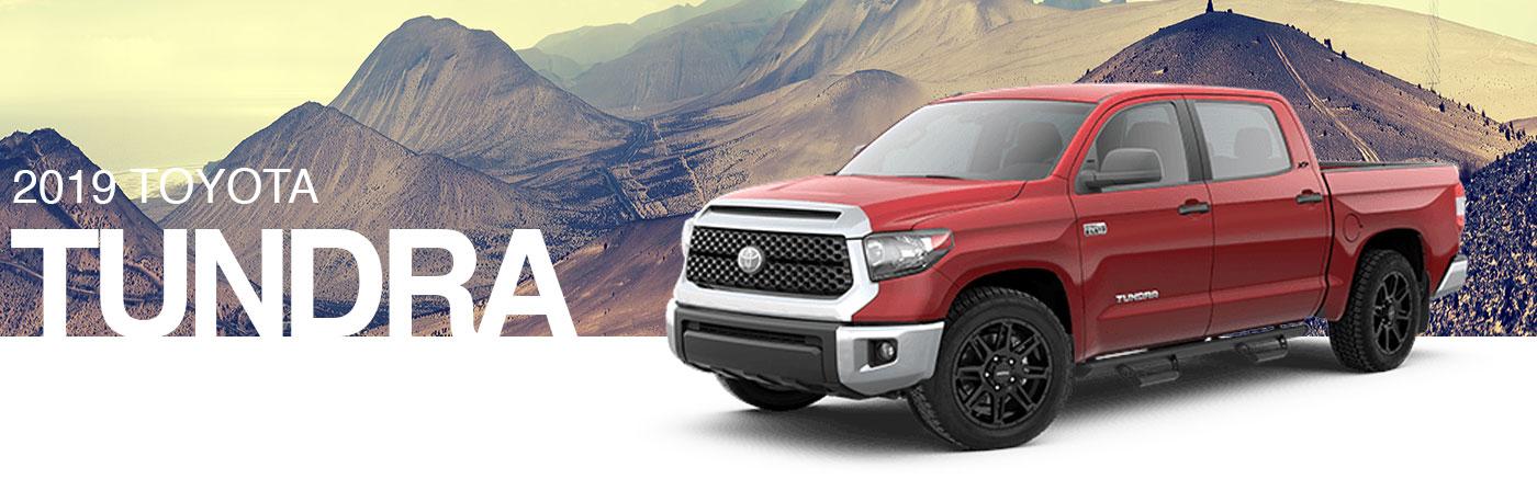 2019 Toyota Tundra Trucks for Sale | Family Toyota of Burleson