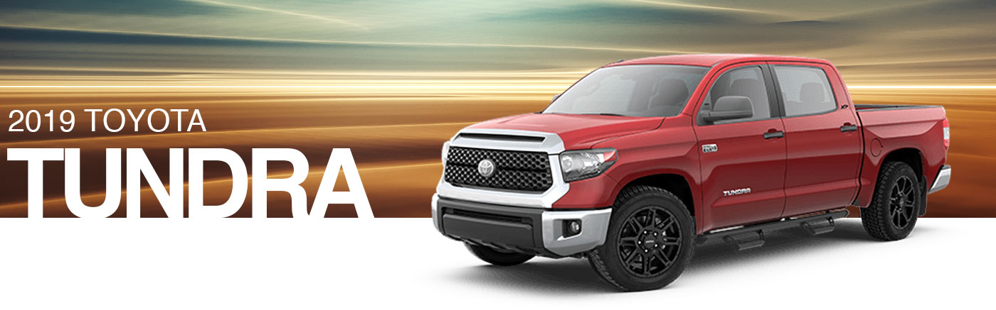 2019 Toyota Tundra Pickup Trucks Near Dallas And Fort Worth, Texas
