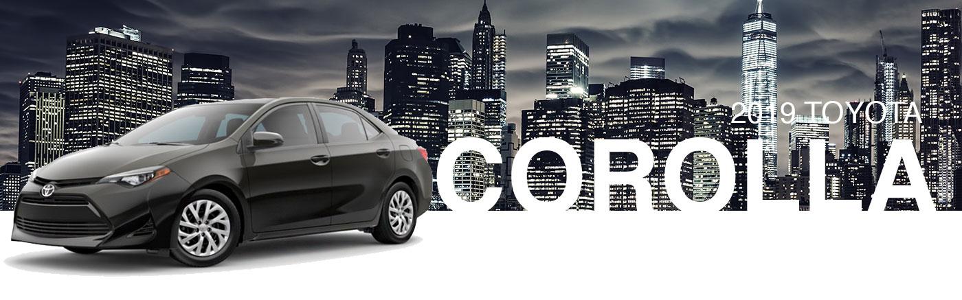 2019 Toyota Corolla Sedan in Puyallup, WA | Toyota of Puyallup