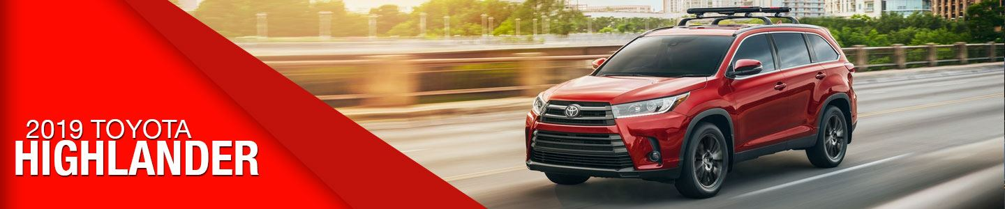 2019 Toyota Highlander SUV in Lexington Park, MD