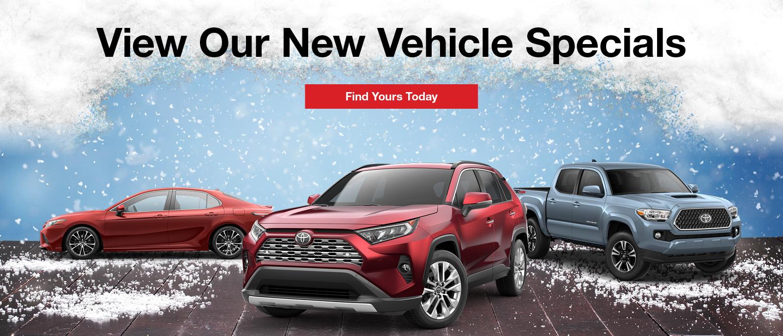 Lakeland Toyota Dealership Near Tampa Selling New Used Cars