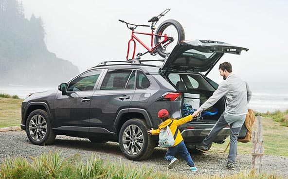 RAV4 Liftgate
