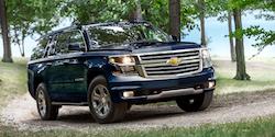 2019 Chevrolet Suburban Trim Levels