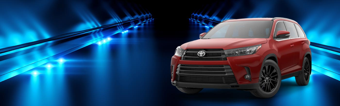 Miracle Toyota | 2019 Highlander On Road