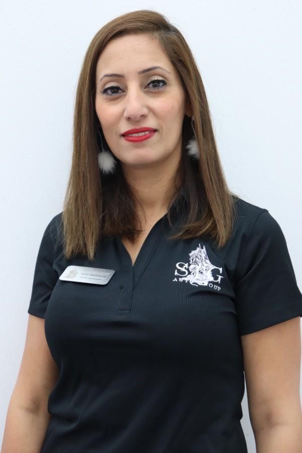 Sherry  Abdelmesseih Bio Image