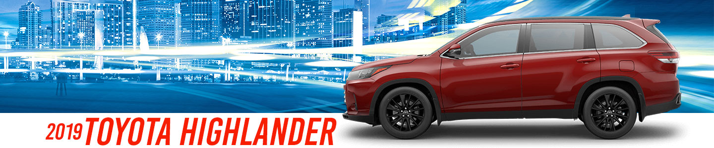 2019 toyota highlander at elmore toyota