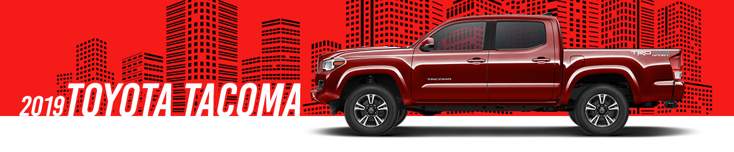 2018 toyota tacoma at Toyota of Laramie