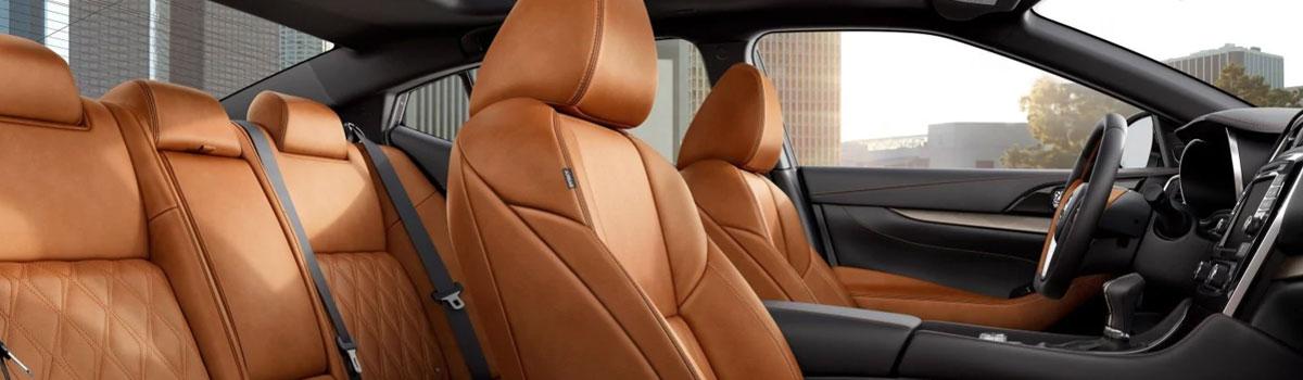 2019 Nissan Maxima Interior