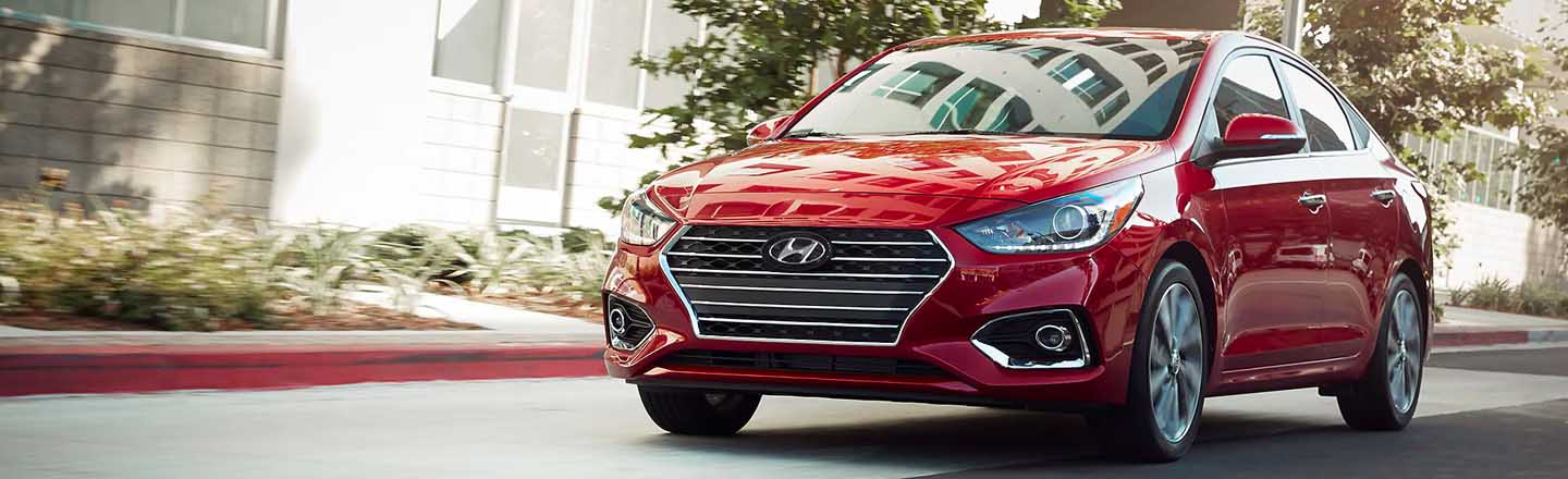 2019 Hyundai Accent Sedans For Sale In Athens, GA Near Atlanta