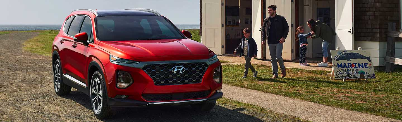 Explore The 2019 Hyundai Santa Fe At Our Athens, Georgia, Dealership