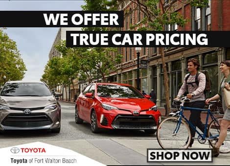 Toyota of Fort Walton Beach True Car Pricing