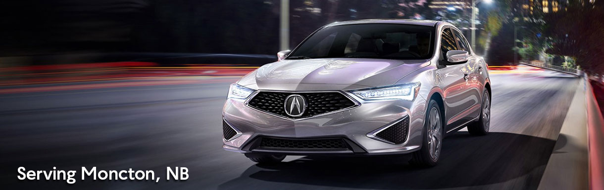 Explore All that Moncton has to Offer in Your New or Used Acura
