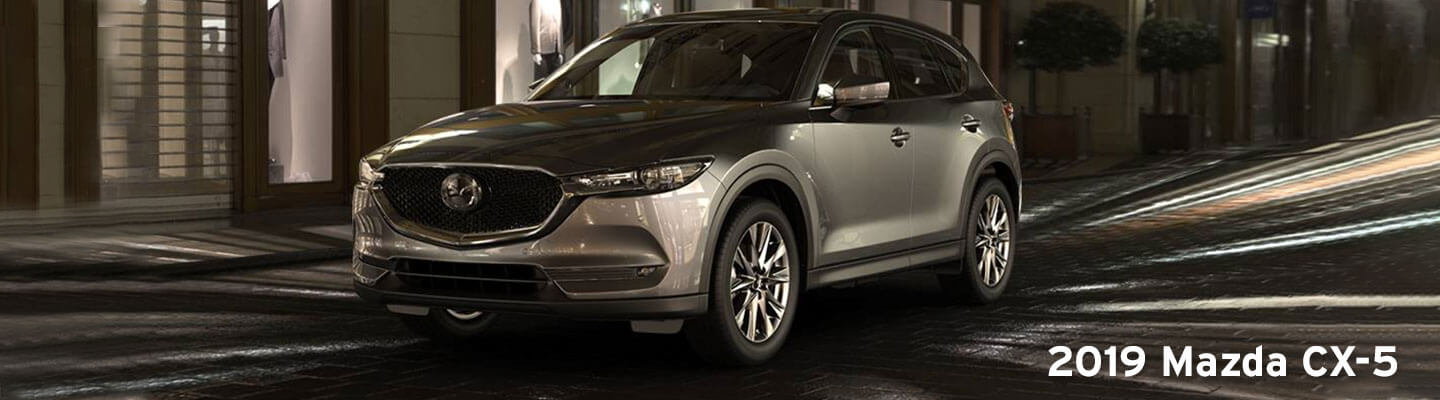2019 Mazda CX-5 at Cutter Mazda Honolulu