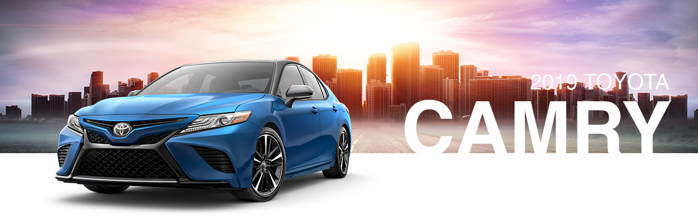 2019 Toyota Camry For Sale Near Sarasota, FL