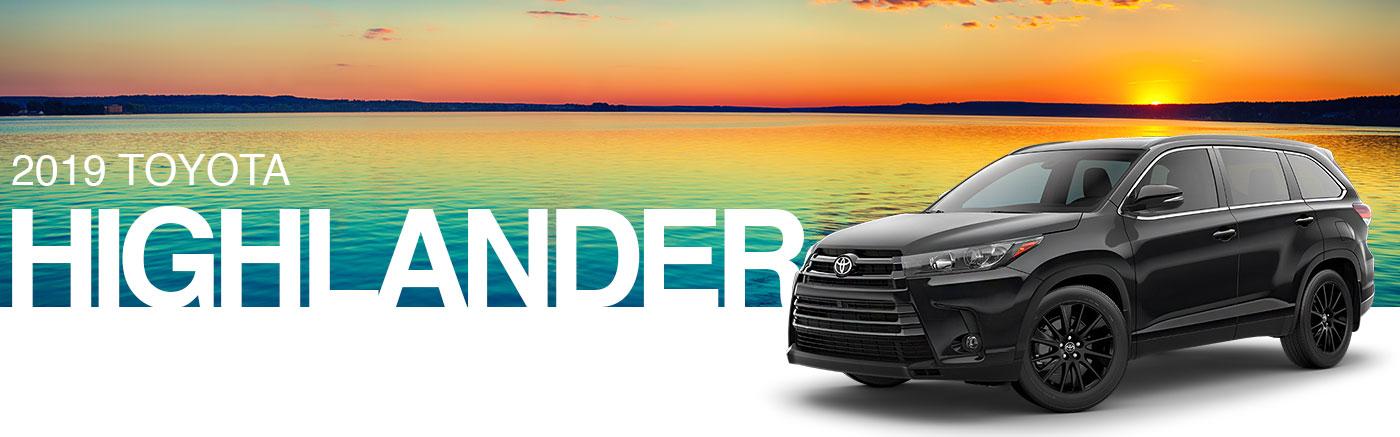 2019 Toyota Highlander For Sale Near Sarasota, FL