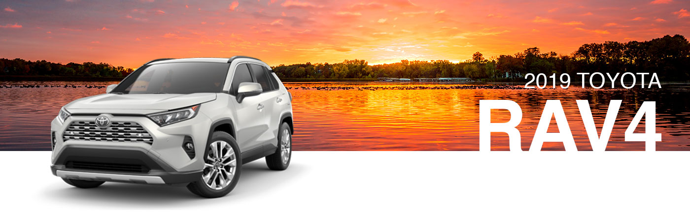 2019 Toyota RAV4 For Sale Near Sarasota, FL