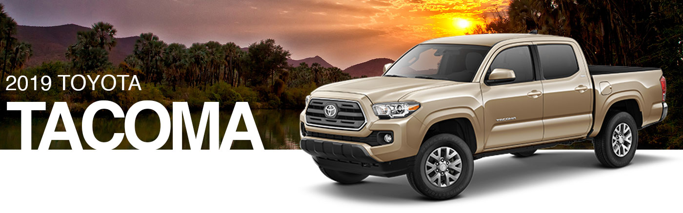 2019 Toyota Tacoma for sale in Venice, Florida