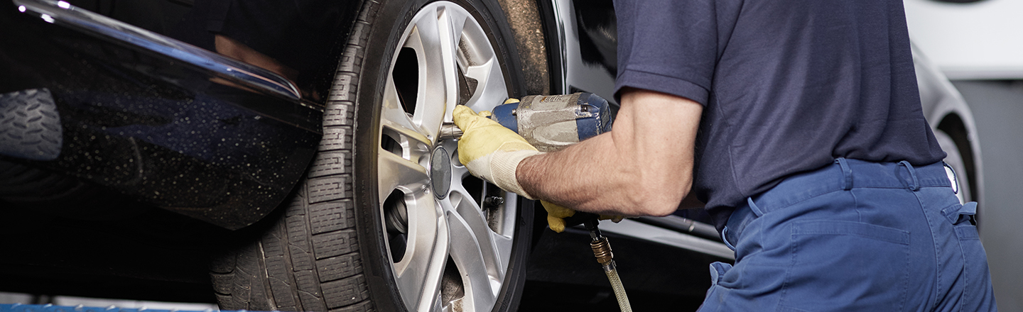 Quality Tire Service at South Tacoma Auto, near Lakewood, WA