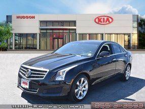 2014 Cadillac ATS Luxury RWD Sedan