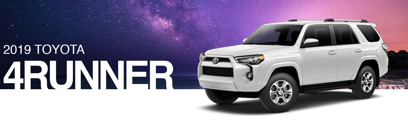 View The Features Of The New 2019 Toyota 4Runner At Elmore Toyota