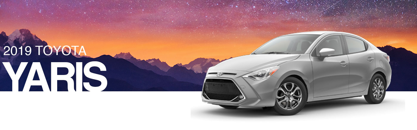 Check Out The New 2019 Yaris Sedan At Elmore Toyota In Westminster, CA