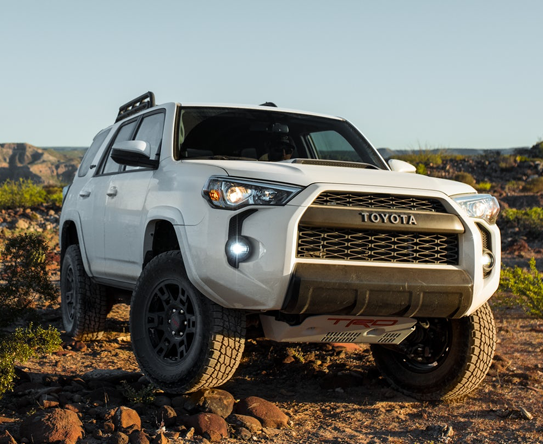 Accessories that help keep your Toyota protected at Freedom Toyota