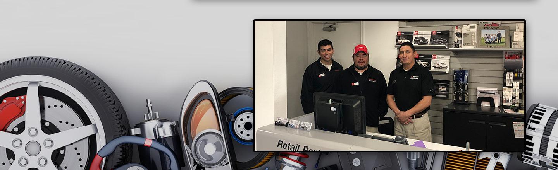 Parts Department near Richland, WA | Bill Robertson Nissan