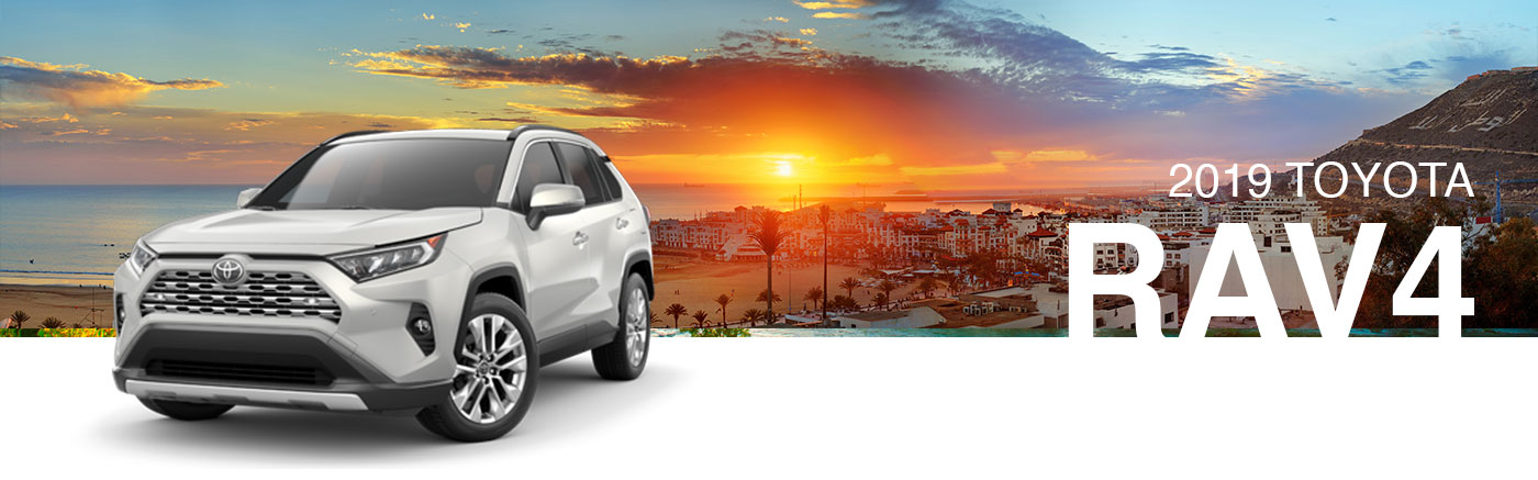 2019 Toyota RAV4 SUVs For Sale Near Dallas And Fort Worth, TX