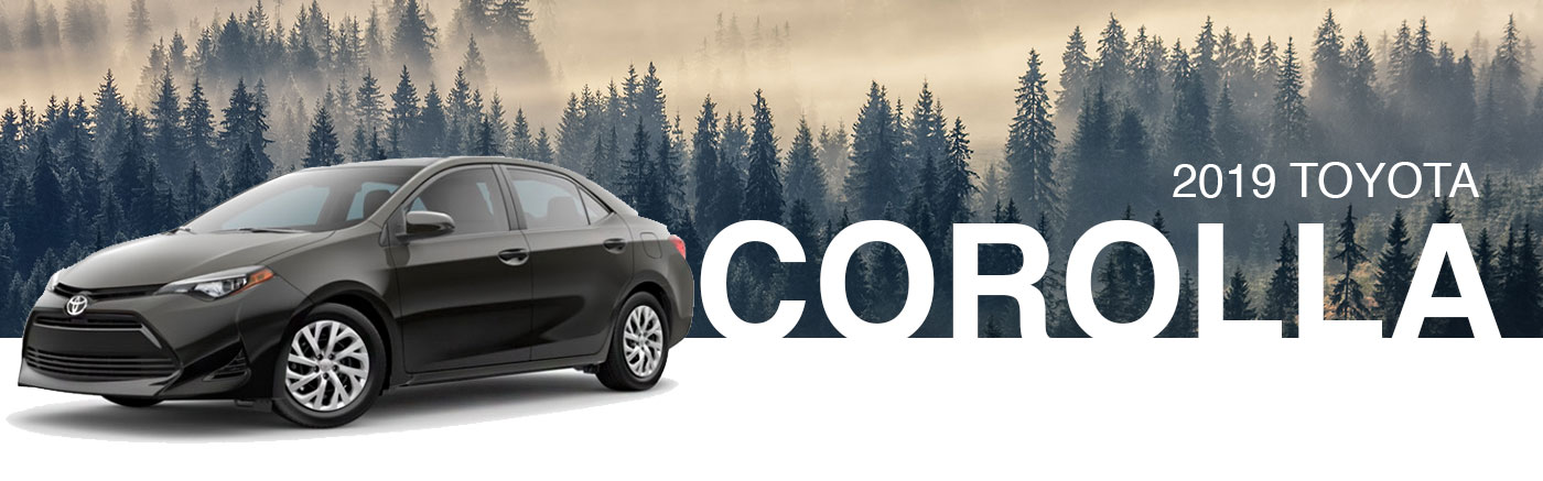 Meet The 2019 Toyota Corolla Lineup In Hurst, Texas, Today
