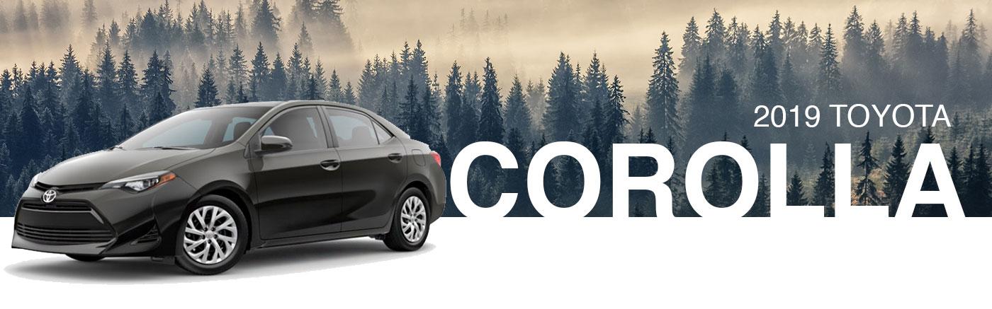 2019 Toyota Corolla For Sale In Hurst, TX | Freeman Toyota