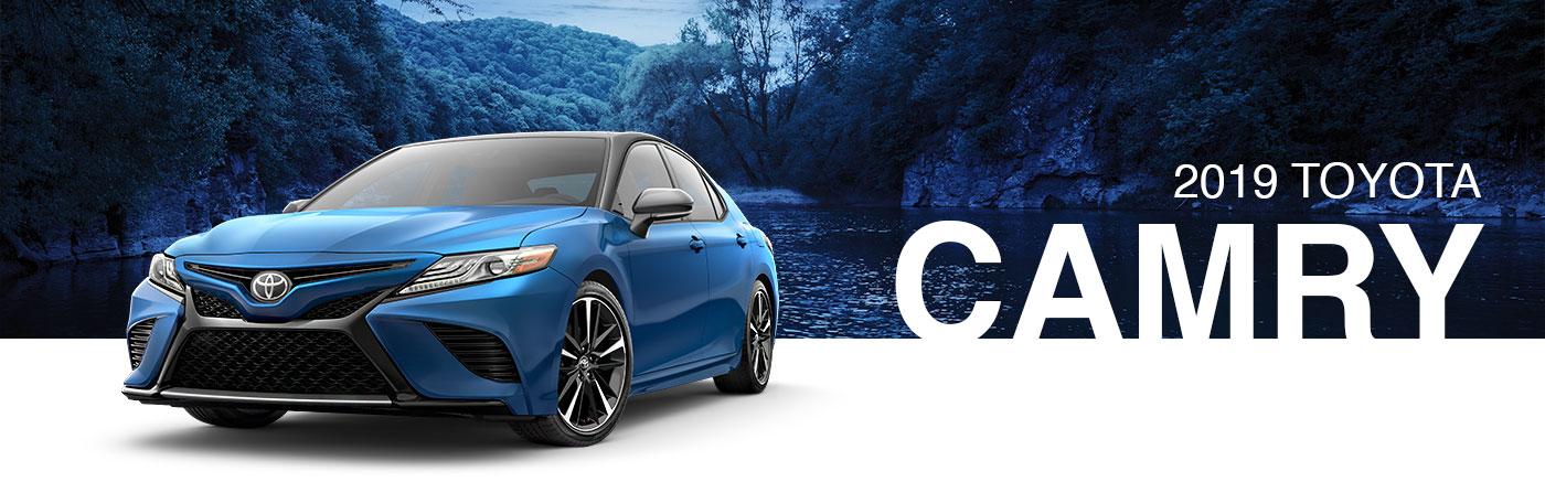 2019 Toyota Camry Sedans For Sale In Hurst Near Dallas, TX