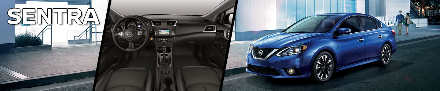 2019 nissan sentra blue interior dark city street