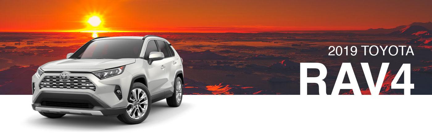 2019 Rav4 On Road at Desert Sun Toyota