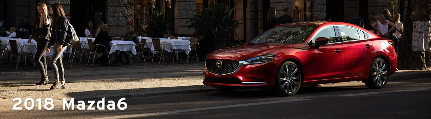 2018 Mazda6 at Cutter Mazda Honolulu