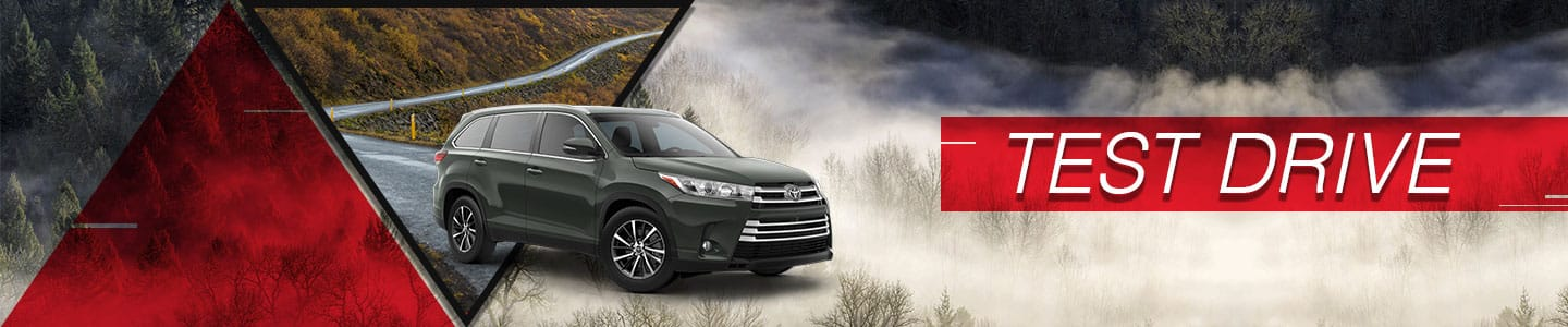 Toyota of Puyallup Schedule Test Drive