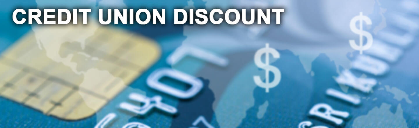U.S.Auto Mart Credit Union Discount Program *