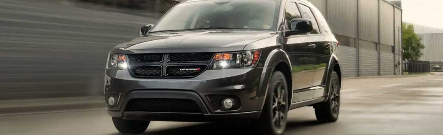 Come in to Test Drive the 2019 Dodge Journey Today!