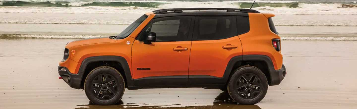 Own the Road in Your 2019 Jeep Renegade
