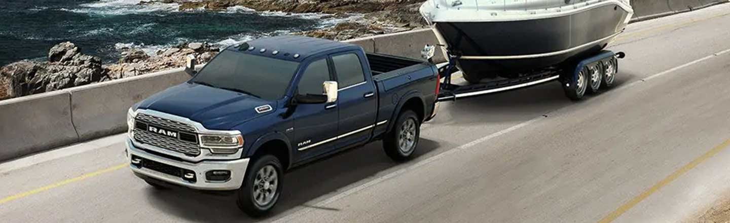 Take on the Toughest Jobs with a New 2019 Ram 3500