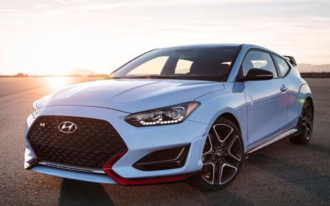 Explore 2019 Hyundai Veloster N In Tracy, CA l Premier