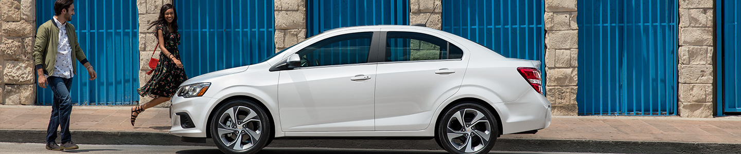 2019 Chevrolet Sonic In Fort Worth, Texas