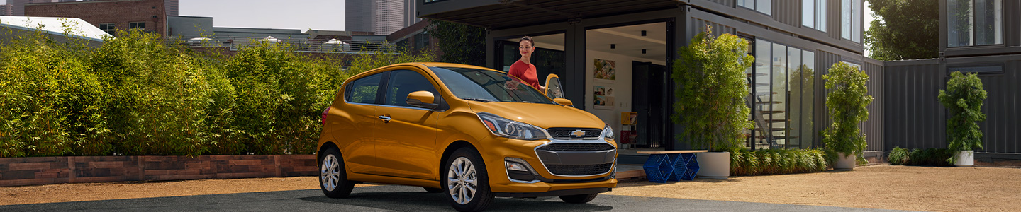 2019 Chevrolet Spark In Fort Worth, Texas